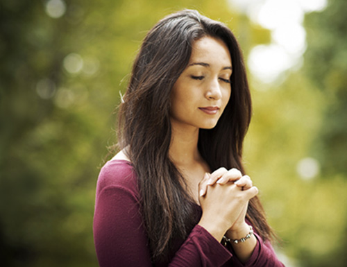 Engaging in Prayer