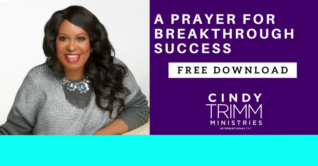 Powerful Prayer For Financial Breakthrough